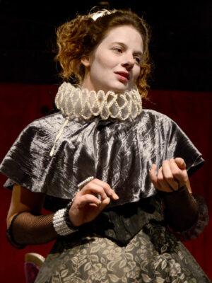 Nicole Wiesner as Madame Irma Photo by Michal Janicki