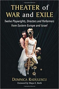 Theatre of War and Exile Cover