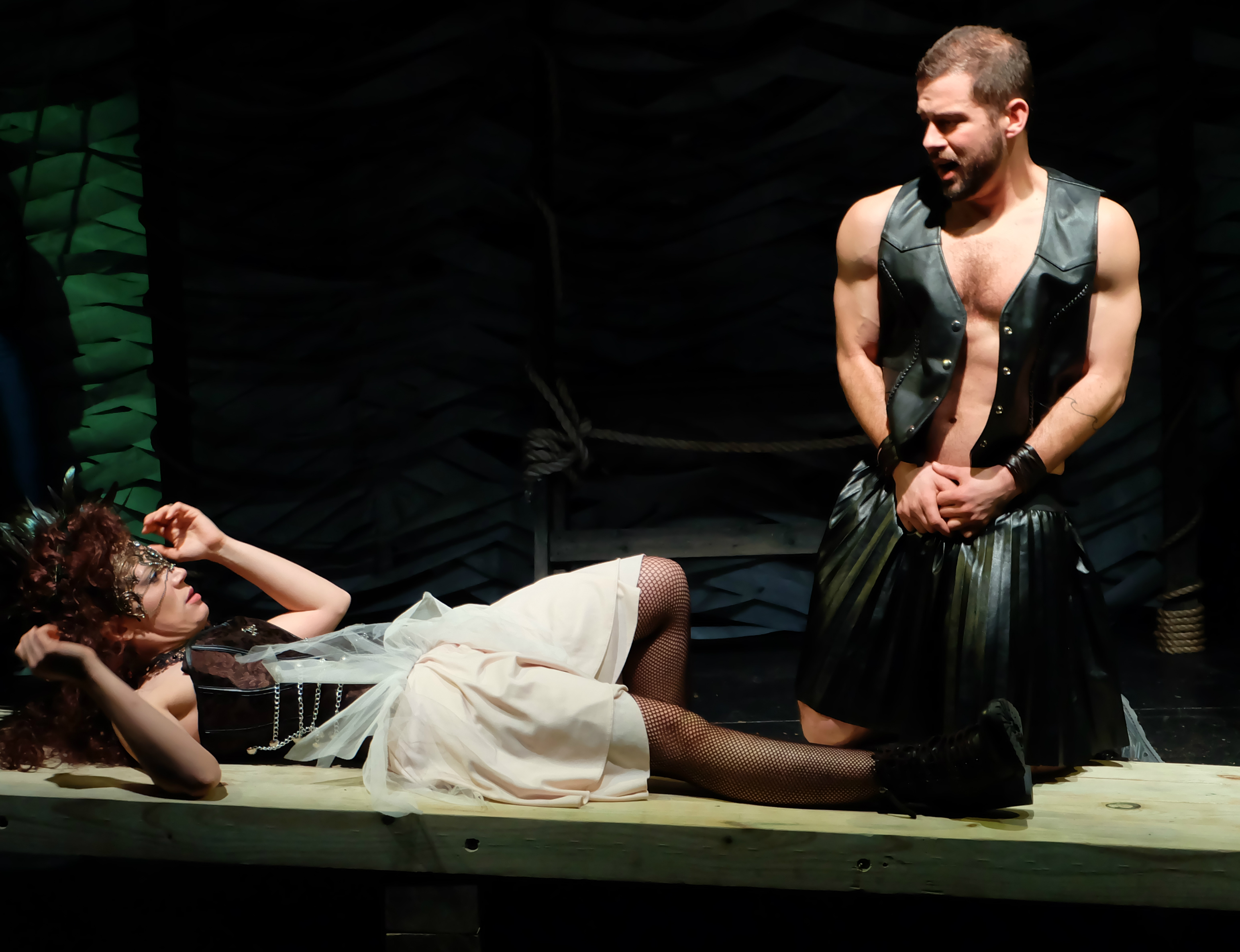 Trap Door Theatre | Phèdre
