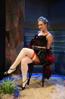 Trap Door Theatre Leslie Ruettiger